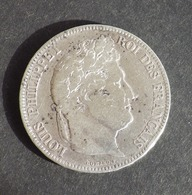 5 FRANCS LOUIS PHILIPPE I 1833 K - France