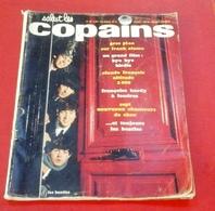 Salut Les Copains N°20 Avril 1964 Les Beatles à Paris,Sheila,Franck Alamo,Claude François,Françoise Hardy à Londres - Musique