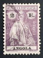 1923-1926 Ceres, 2E, Angola, Republica Portuguesa, Portugal, *, ** Or Used - Angola