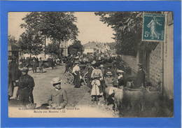 71 SAONE ET LOIRE - SAINT CHRISTOPHE EN BRIONNAIS Grand'Rue, Marché Aux Moutons (voir Descriptif) - Autres Communes