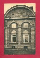 C.P. Uccle  =  DEUX-ALICE  Ecole Saint Camille Institut Médico-chirurgical : Fronton  De JULIEN DILLENS - Uccle - Ukkel