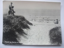 N68 Ansichtkaart Katwijk Aan Zee - Zee En Duin - Katwijk (aan Zee)
