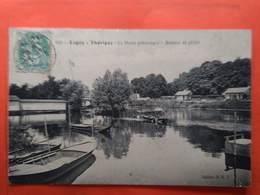 CPA (77) Lagny Thorigny. La Marne Pittoresque. Bateaux De Pêche.    (N.1919) - Lagny Sur Marne