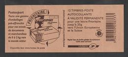"Timbre - Carnet Usage Courant - N°4201 - C1 -Type Marianne De Beaujard -   Pour Guichet   - ""Postexport  "" 12 T - Carnets"