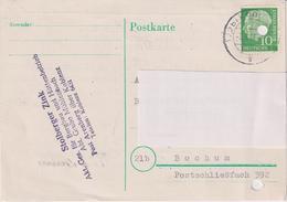 BRD, Karte Stolberger Zink, Grube Mühlenbach Bei Koblenz, 1956, Bergbau - Briefe U. Dokumente