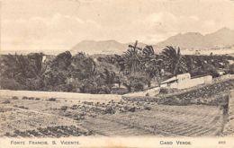 Cabo Verde - SAO VICENTE - Fonte Francis - Publ. Auty Series 4062. - Cape Verde
