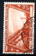 ITALIE (Royaume) - 1932 - N° 313 - 60 C. Brun-jaune - (10ème Anniversaire De La Marche Sur Rome) - Oblitérés