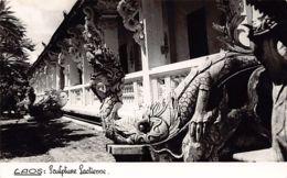 Laos - Sculpture Laotienne - Ed.Inconnu. - Laos