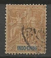 INDOCHINE N° 11 OBL - Indochine (1889-1945)