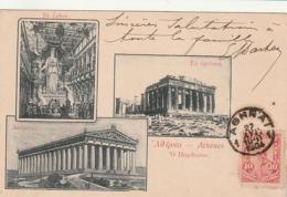 ***  GRECE  *** Souvenir D'Athène - TTB - Grecia