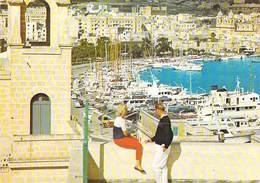 MALTE The Yacht  Marina  T A BiEX MALTA  (bateau Bateux Ships Ship)* PRIX FIXE - Malta