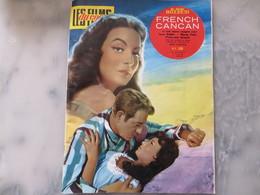 French Cancan (jean Gabin Maria Felix  Francoise Arnoul - Livres, BD, Revues