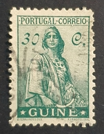 1933 Ceres, 30c, Guine, Portuguese Guinea, Republica Portuguesa, Portugal, *, ** Or Used - Guinea Portuguesa