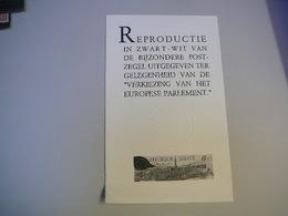 (22.03) BELGIE 1989 - Zwarte/witte Blaadjes
