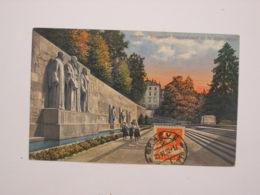 Genève : Monument International De La Réformation - GE Genève