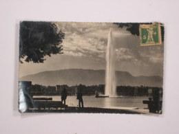 Genève : Jet D'eau - GE Genève