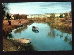 Jordanie - River Jordan - Barques - Jordanie