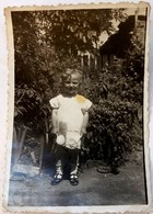 №42  Photography Of Girl, Child - 1960's, Old FOTO PHOTO - Anonymous Persons