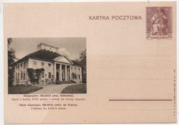 Polen 1938 Ganzsache Cp 86-59 Bejsce Postfrisch; Poland Postal Stationery Mint Kartka Pocztowa - Stamped Stationery