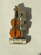 Pin's VIEISTER - BENELUX - VIOLON - ARTHUS BERTRAND - Arthus Bertrand