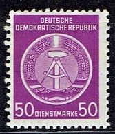 DDR / GDR - Mi-Nr D14 Postfrisch / MNH ** (A1166) - Service