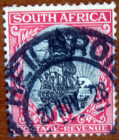 1926/1934 SUD AFRICA  Velieri Van Riebeeck's Ship - 1d Usato - Sud Africa (...-1961)