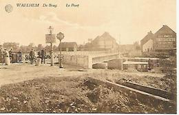 CPA / AK / PK   -  WAELHEM   De Brug  Le Pont - Malines