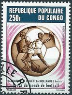 Congo (Braz) 1974 - Mi 416 - YT Pa 192 ( World Football Cup ) Airmail - Congo - Brazzaville