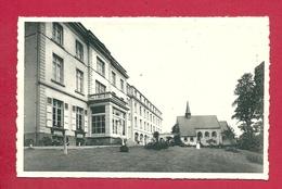 C.P. Uccle NECKERSGAT = Domaine Institut National Des Invalides De Guerre :  Façade Sud Avec  Chapelle - Uccle - Ukkel