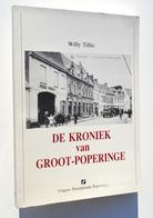 De Kroniek Van Groot-Poperinge – Willy Tillie, 1987 - Géographie