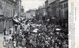 54  ETAIN  MANIFESTATION DU 6 MAI 1906 - Francia