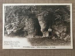 PITHIVIERS Vallée De St Grégoire La Grotte - Pithiviers