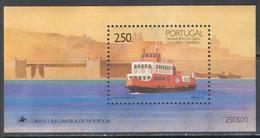 M0261 ✅ Transport Ships 1989 Portugal S/s MNH ** 11ME - Ships