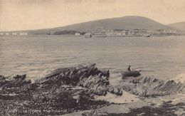 Eire - VALENCIA - Co. Kerry. From Mainland. - Kerry