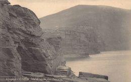 Eire - VALENCIA - Co. Kerry. Fogher Cliffs. - Kerry