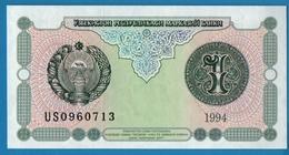 UZBEKISTAN 1 SOM1994# US 0960713 P# 73 - Ouzbékistan
