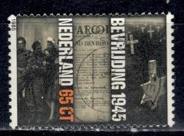 NL+ Niederlande 1985 Mi 1272 Befreiung 1945 - Period 1980-... (Beatrix)