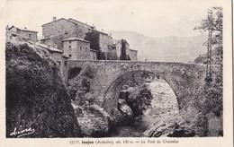JAUJAC - Le Pont Du Chastelas - Sonstige Gemeinden