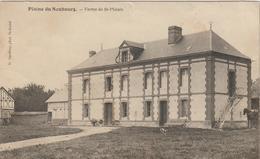 CPA    27  LE NEUBOURG  PLAINE DU NEUBOURG  FERME DE ST MELAIN  RARE - Le Neubourg