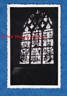 Photo Ancienne Snapshot - VATTEVILLE ( Eure ) - Vitraux De L' Eglise - 1952 - Normandie Vitrail Histoire Patrimoine - Orte