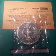France Piefort 50 Francs Argent1977 Avec Son Certificat - France