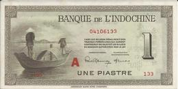 INDOCHINE   1  Piastre   Nd(1951)   -- UNC --   Indo-china - Indocina