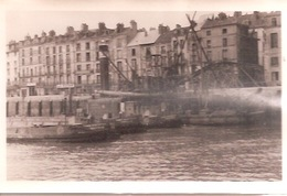 6 DIEPPE Travaux Maritimes Dans Le Port - Dieppe
