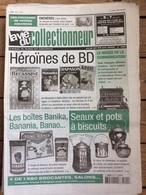 LA VIE DU COLLECTIONNEUR N°420 Juin 2002 - Héroïnes De BD, Pots à Biscuits, Boîtes Banika, Banania ... - Collectors