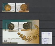 Australië 2005 - Yv. 2336/37 + Blok 85 Postfris/neuf/MNH - Mint Stamps