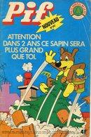 Pif Gadget N°347 -  Rahan -  Fanfan La Tulipe - Pif Gadget