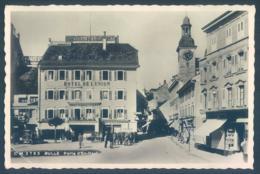 FR Fribourg BULLE Porte D'en Haut - FR Fribourg