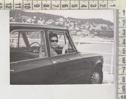 FOTOGRAFIA ORIGINALE AUTO CAR AUTOS VOITURES ALFA ROME GIULIETTA  LA CROISETTE - Coches