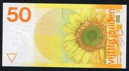 Netherlands  - 50 Gulden 1982 'Zonnebloem' / 4145971131 / UNC. - See The 2 Scans For Condition.(Originalscan ) - [1] …-1815 : Ante Regno