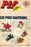 """Pif Gadget N°345 Spécial """"Pois Sauteurs"""" - Rahan - Sandberg Père Et Fils - - Pif Gadget"""